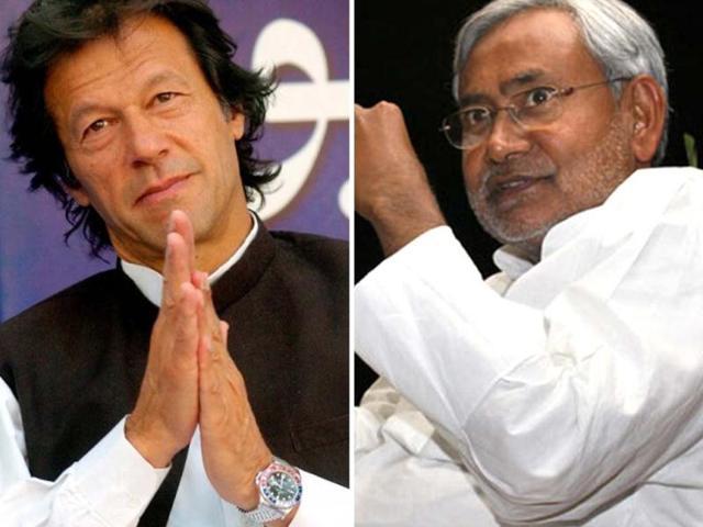 Nitish Kumar,Imran Khan,Bihar