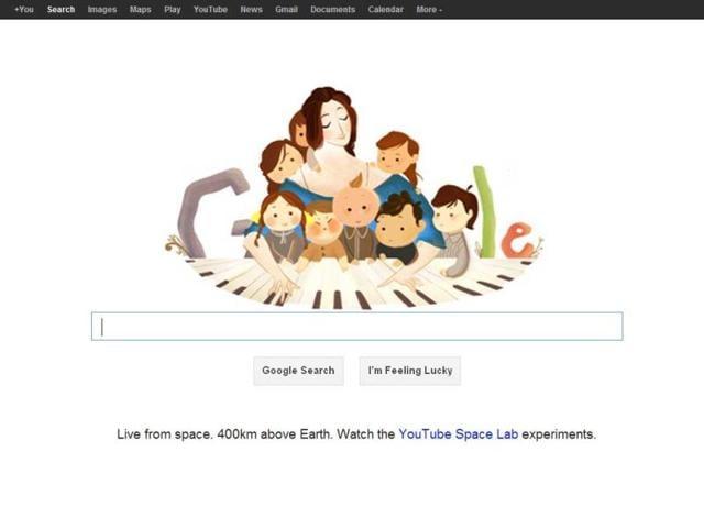 Google-celebrates-musician-Clara-Schumann