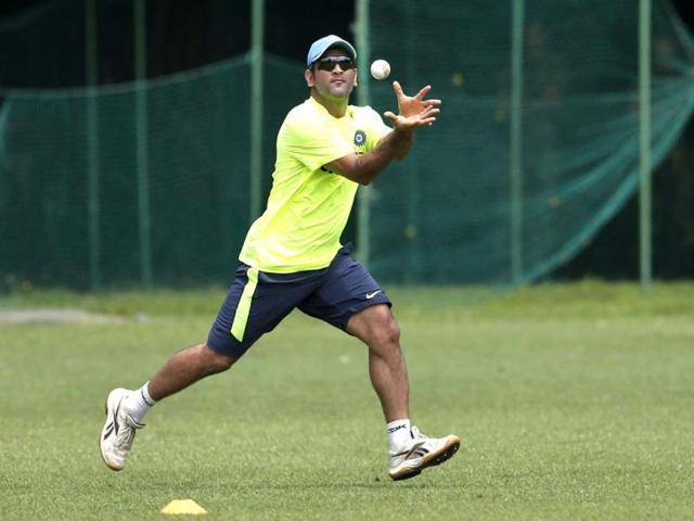 Captain-Mahendra-Singh-Dhoni-catches-a-ball-during-a-practice-session-ahead-of-the-Twenty20-World-Cup-cricket-tournament-in-Colombo-Sri-Lanka-AP-Photo-Eranga-Jayawardena