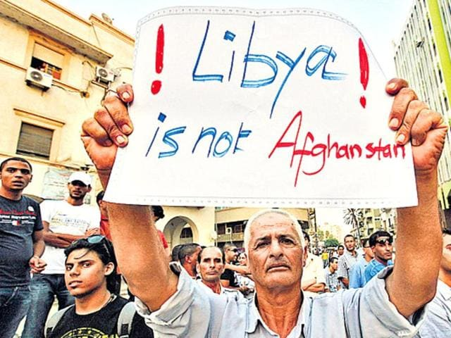 Simon Tisdall,Christopher Stevens,Libya