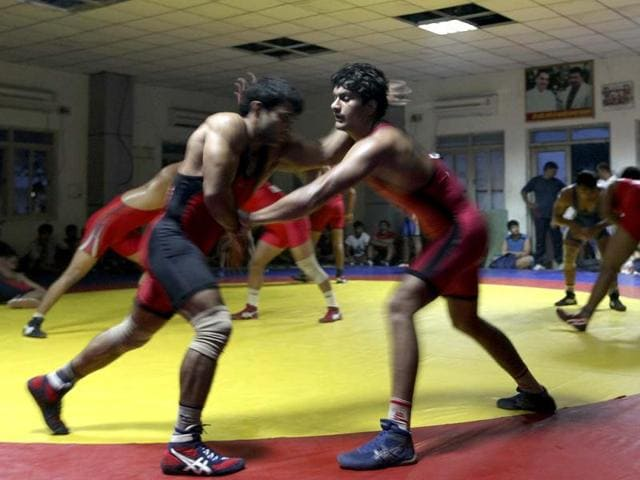 Wrestling Federation of India