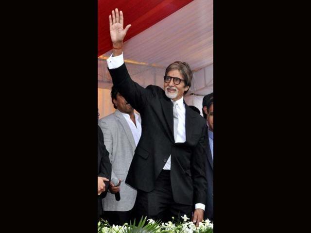 Amitabh Bachchan,Hindustan Times,Entertainment