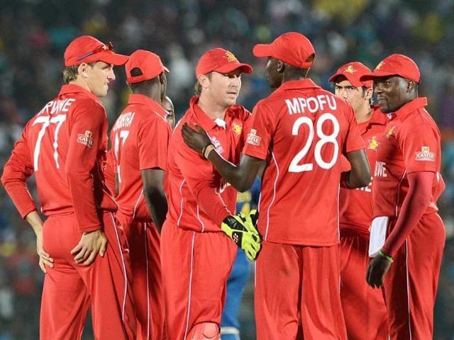 Zimbabwe,Sri Lanka,ODI
