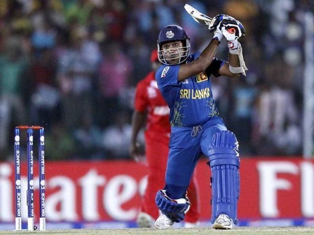 Mahela Jayawardene,World Twenty20,Chris Gayle