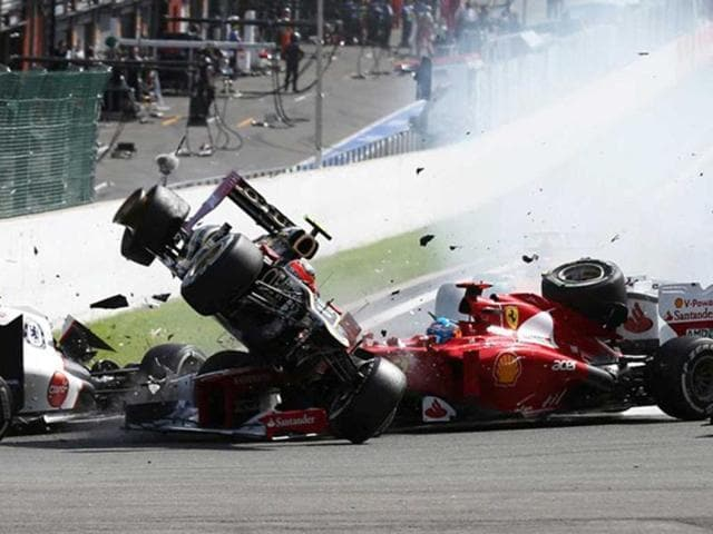 Romain-Grosjean-s-one-race-ban-following-his-Belgian-GP-crash-was-the-first-in-F1-for-18-years-Getty-Image