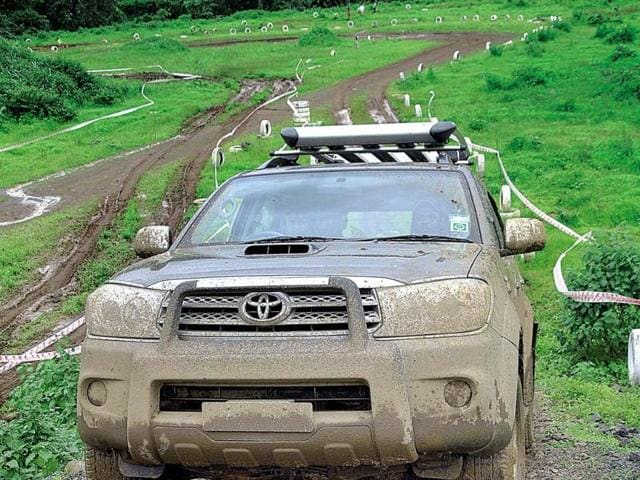 Off Roading Tips,SUV,four-wheel drive