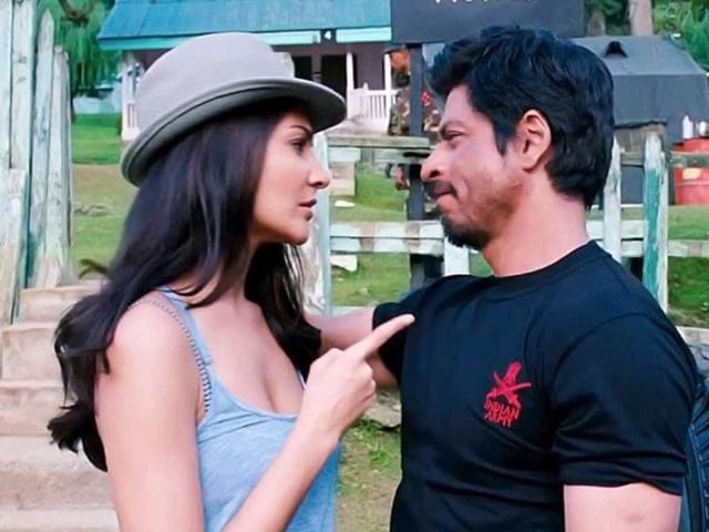 Shah Rukh Khan,Jab Tak Hai Jaan,Katrina Kaif