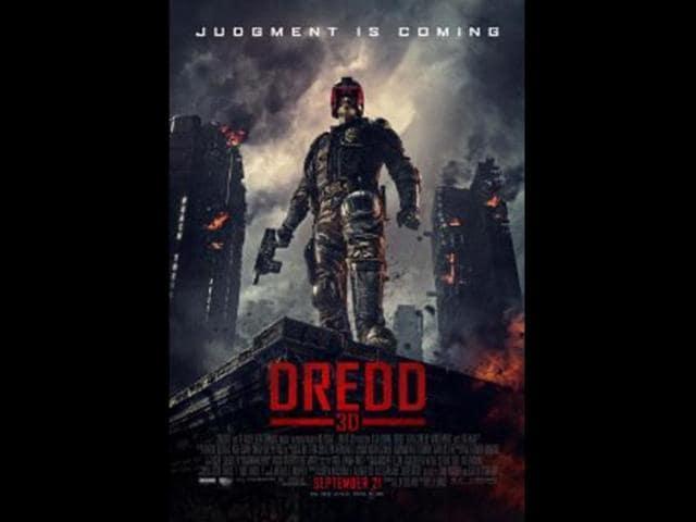 Dredd,Pete Travis,Karl Urban