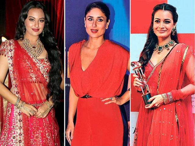 RED alert in bollywood