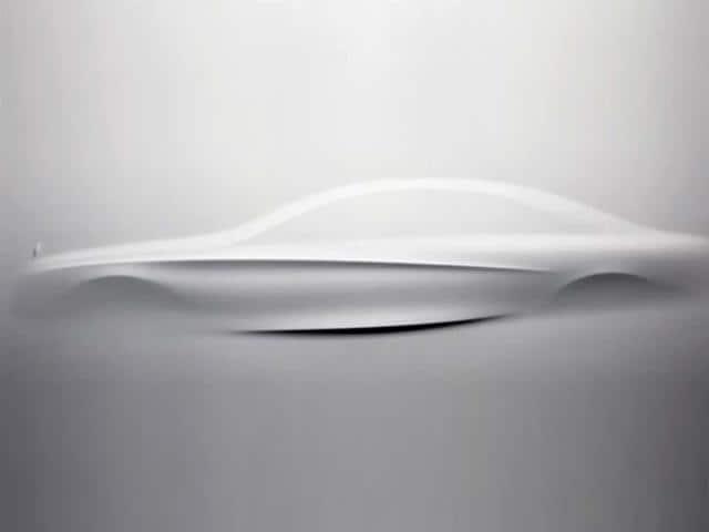 Next Mercedes S-class previewed,Paris motor show,A-class and C-class models