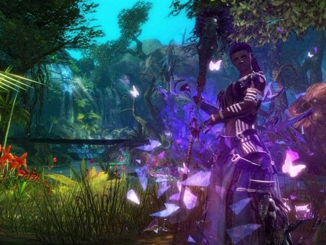 Guild Wars 2' explains itself ahead of World of Warcraft