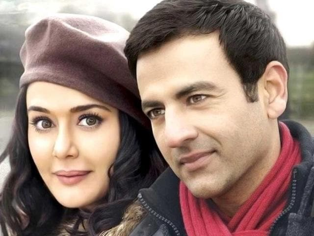 Preity Zinta,Ishkq In Paris,Prem Raj