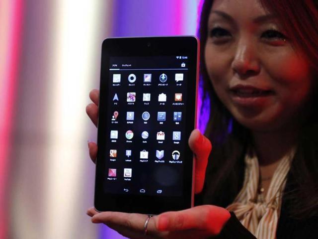 Google,Nexus 7,Kindle Fire