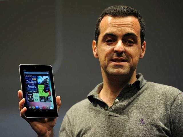 Hugo Barra,Google,Android