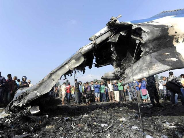 Nigerian air force crash,Dornier-228,Kaduna Military Airfield