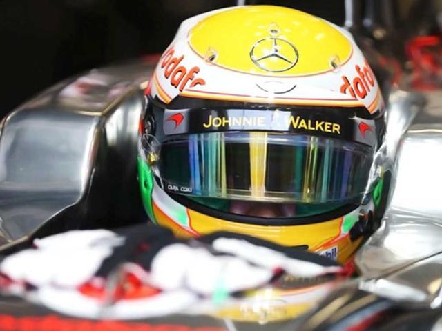 Former Formula One,Lewis Hamilton,McLaren