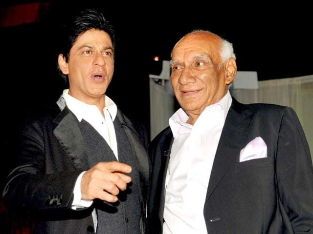 Yash Chopra,Shah Rukh Khan,Hindustan Times