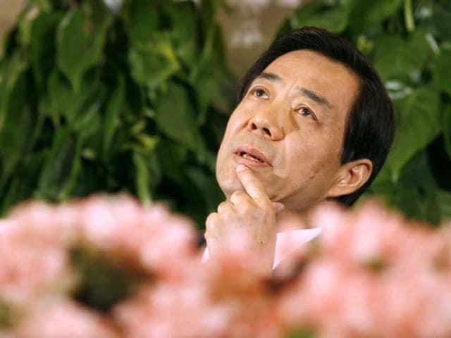 Bo Xilai,Chinese Communist leader,bribes