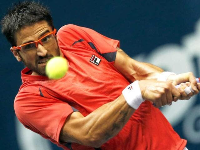 Chennai Open,Janko Tipsarevic,Davis Cup