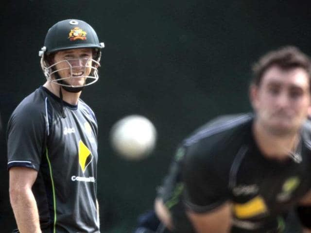 George Bailey,Shane Watson,Nathan Coulter-Nile