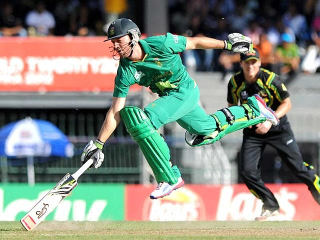 Steyn is a doubtful starter vs India: AB De Villiers