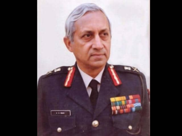 news,hindustantimes,Lt General (Retd) KS Brar