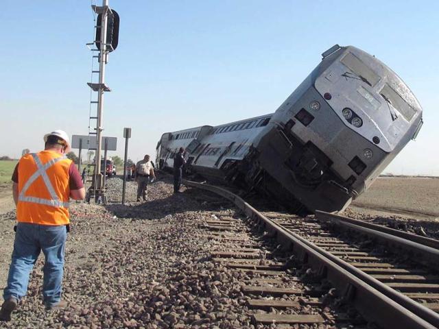 Rajasthan,train derailment,passenger train