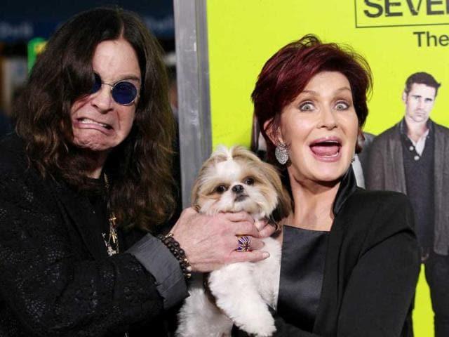 Ozzy Osbourne,Sharon,drug