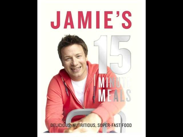 Jamie Oliver,Minute Meals,Rachael Ray