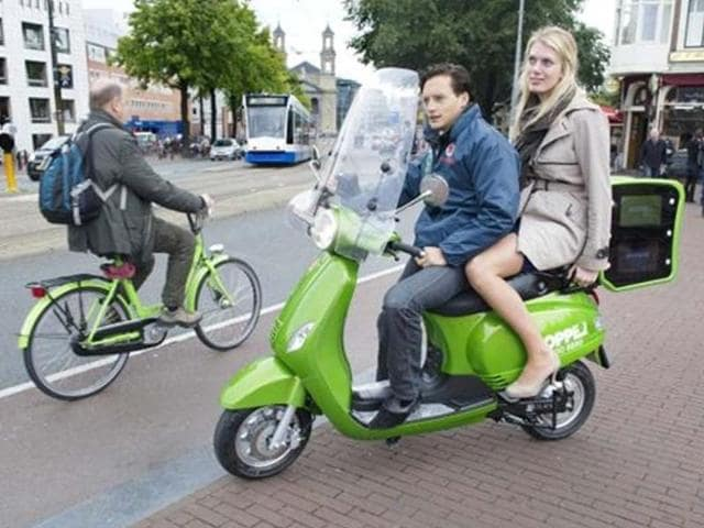 Hopper-electric-scooter-Photo-AFP-Getty-Images-Evert-Elzinga
