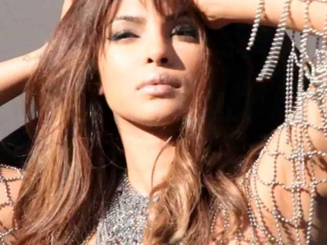 After-an-eventful-journey-of-over-a-decade-in-showbiz-actress-Priyanka-Chopra-was-still-very-nervous-before-shooting-for-the-official-video-of-In-My-City