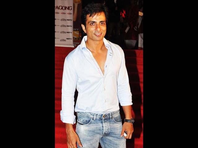 Bollywood,Sonu Sood,martial arts training