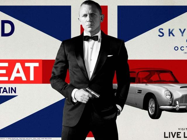 James Bond,Olympic Games,Great Britain