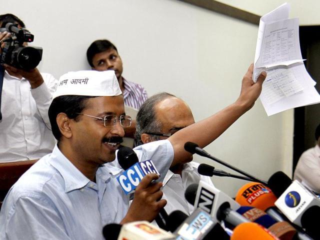 news,hindustantimes,Arvind Kejriwal