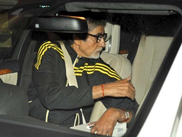 Amitabh Bachchan,Big B,Aaradhya