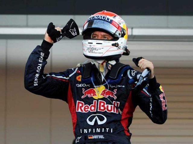 Sebastian Vettel,Red Bull,South Korean Grand Prix