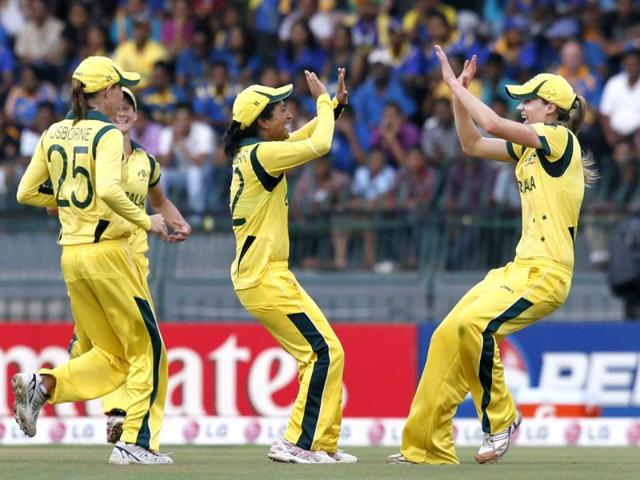 Australia-s-Lisa-Sthalekar-Ellyse-Perry-and-Erin-Osborne-celebrate-the-dismissal-of-England-s-batsman-Charlotte-Edwards-unseen-during-their-ICC-Women-s-Twenty20-Cricket-World-Cup-final-match-in-Colombo-Sri-Lanka-AP-Gemunu-Amarasinghe