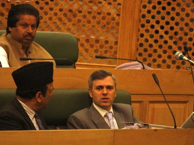 Jammu,Kashmir. Omar Abdullah,news