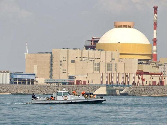 Kudankulam Nuclear Power Plant,KNPP,Power generation