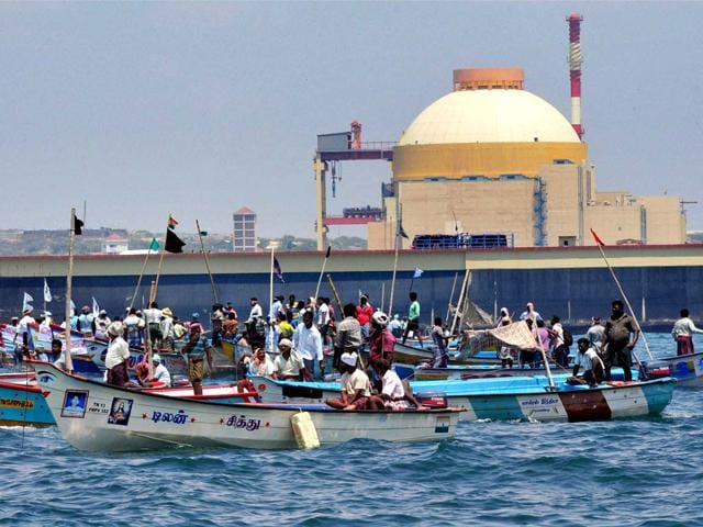 The nuclear power plant at Kudankulam (pictured) in Tamil Nadu, is resilient to Fukushima-like incidents, say its Russian builders, adding that post the incident in Japan, safety measures have been enhanced.