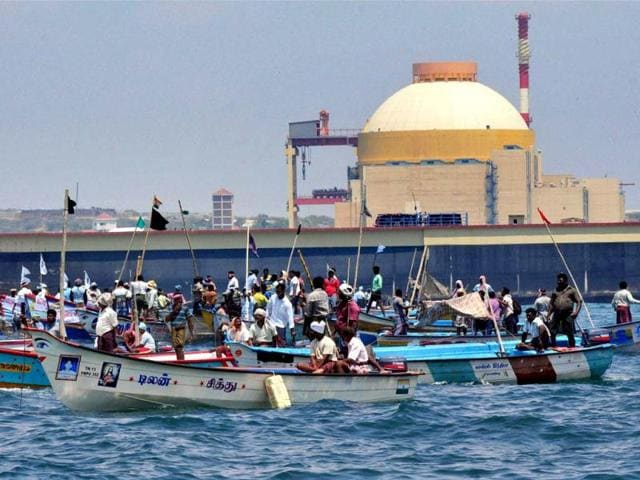 Kudankulam Nuclear Power Project (KNPP)