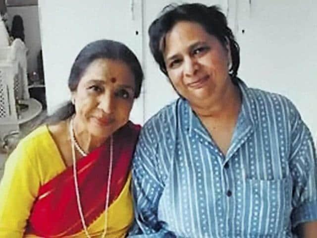 Varsha Bhosle,Asha Bhosle,Hindustan Times