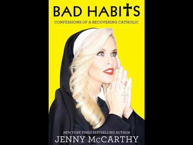 Jenny McCarthy,Bad Habits,Playboy