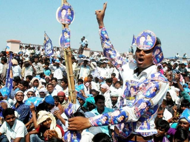 caste rallies