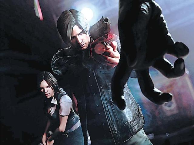 Resident Evil 6,Xbox 360,PS3