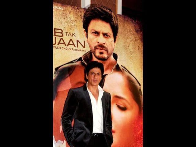 Shah Rukh Khan,JTHJ,Jab Tak Hai Jaan