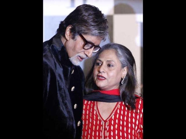 Amitabh Bachchan,Jaya Bachchan,Bofors