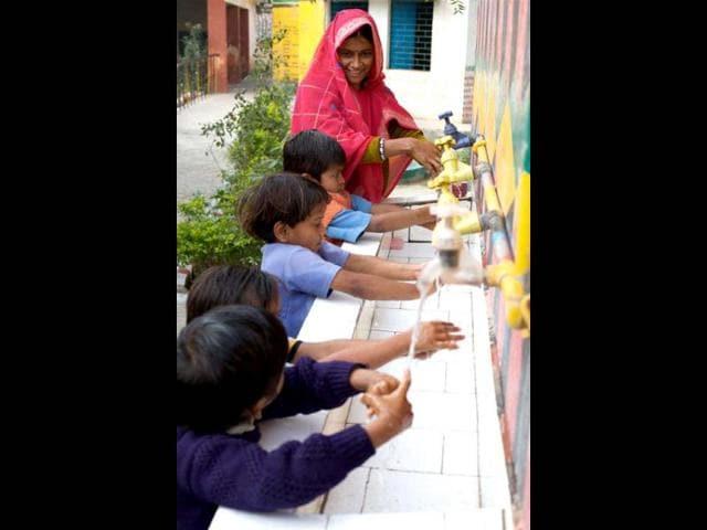 Ludhiana,Lord Mahavira Civil Hospital,World Handwashing Day
