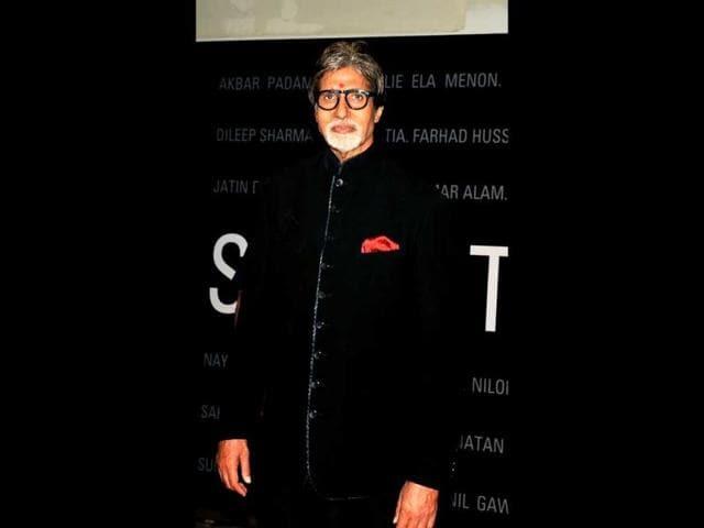 Amitabh Bachchan bio
