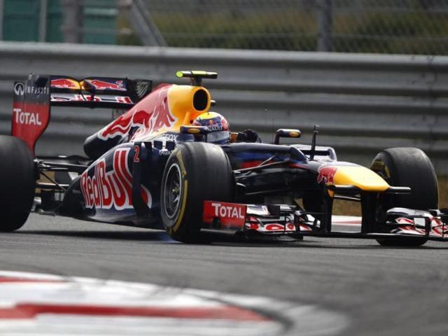 Mark Webber,Korean Grand Prix,formula one